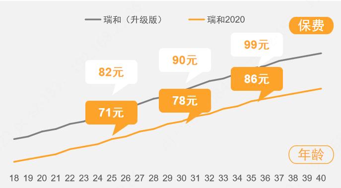 瑞和2020与瑞和升级版价格对比